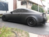 Doug Flat Black G35 Still Repping Vivid Racing