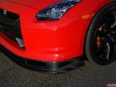 Nissan GT-R VR700 Package Seibon Carbon Fiber Red