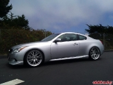 James G37 Coupe