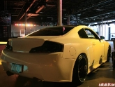 Leo's APR Widebody Infiniti G35 Coupe