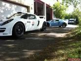 RSR Lotus Tour Rally Cars