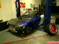 Pepsi RX8 Gets Kitted Out