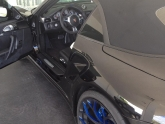 Porsche 997.2 Turbo PDK with Sport Upgraded Steering Wheel Blue Stitch Alcantara