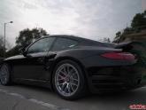 Porsche 997.2 Turbo BBS Centerlock Wheels