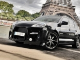 Balrog Porsche Cayenne 957 French Body Kit By Jeremie Paret