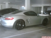 Customer Car Porsche Cayman