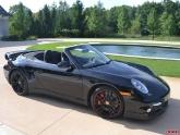 Porsche 997.2 Turbo S with Carbon Fiber Agency Power Spoiler
