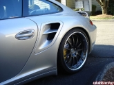 John's Porsche 997tt With 843r Satin Charcoal 20inch Wheels