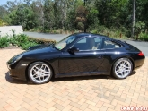 Darren's Australia 997.2 C2 3.6l With VRTuned And Agency Power