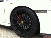 Gordons Porsche 996 Turbo with Forged Monoblock Agency Power GT2RS Wheels
