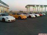 Jasem's Kuwait Porsche 997.2 Gt3rs