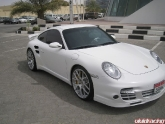 997tt With Jic Cross Coilovers And Adv1 20inch Wheels