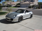 Arctic Silver 996tt Cab Before Kw V3's