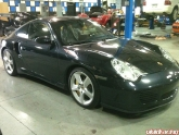 Porsche 996 Turbo X50 With Stage 2 Upgrades