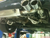 Agency Power Exhaust Installed
