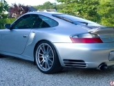 Geoff's Porsche 996 Turbo With Kw, Oz, Fabspeed, Agency Power