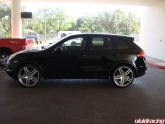 Modulare Forged Wheels On 2011 Cayenne S