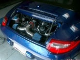 Porsche 997.2 Softronic And Fabspeed Intake