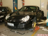 Ac Porsche 996tt In Brasil With Moton And Agency Power