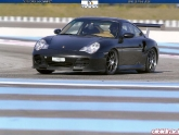 Shahin Porsche 996 Turbo At The Track