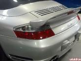 Porsche After Wing-frontlip-clear Bra