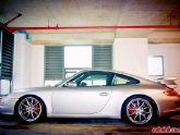 Porsche 997 Carrera S with VF Engineering Supercharger in Puerto Rico