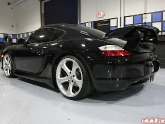 Porsche Cayman with TechArt and Remus