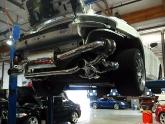 Porsche 996 C2 Tpc Turbo Kit Build