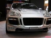 Rinspeed 2008 Cayenne Turbo