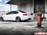 Iss Forged Rx-10 Titanium On Bmw M3