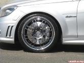 HRE 840R Wheels Mercedes C63 2008