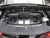 Porsche 991 Carbon Fiber Engine Trim