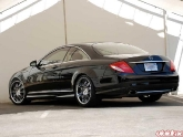 Mercedes CL with Axis Image