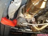 Agency Power 996TT Hoses and Exhaust