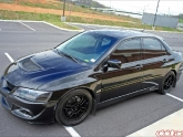 Customers Blacked Out EVO VIII