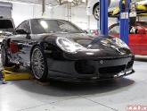 Agency Power Carbon Front Spoiler Porsche 996TT