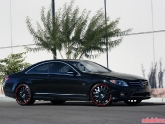 HRE 949R's on Mercedes CL65