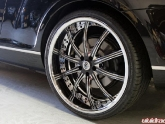 Bentley with Asanti Wheels