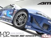 AME TM-02 Racing Wheels