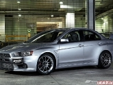 Work Emotion 11R on EVO X