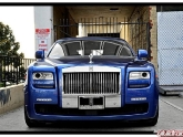 Rolls Royce Ghost With Led Drls
