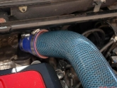 Agency Power Carbon Fiber EVO X Intercooler Pipe