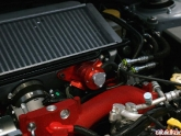 Subaru STI with AP Intake and BOV