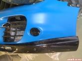 Agency Power Carbon Fiber Front Lip Porsche 997 Turbo