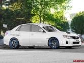 APR Carbon GTC Wing Subaru STI Sedan 2012