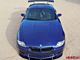 APR Performance Carbon Fiber Front Splitter and Wing BMW M Coupe Z4