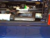 Carbon Fiber Right Side Intake Box