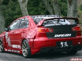 Evo X Chargespeed