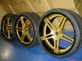 DPE Custom Porsche Panamera Wheels