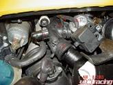 Diverter Valve Install on Porsche 996TT